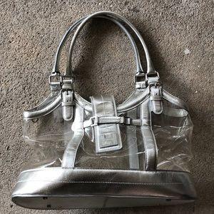 Handbags - Clear tote